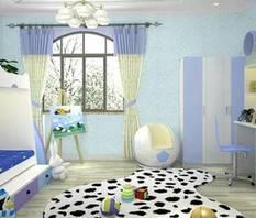 儿童房颜色对孩子有什么影响